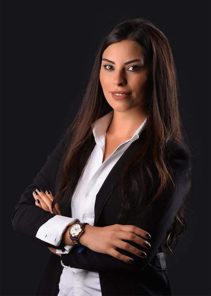 Avukat Özge Eda Aydın